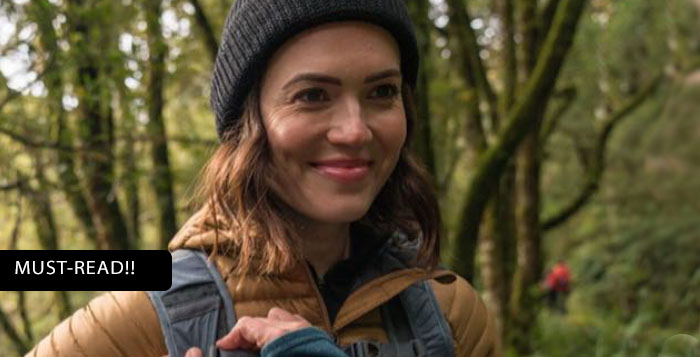 Mandy Moore Mt. Everest May 23, 2019