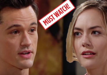 The Bold and the Beautiful Thomas and Hope May 6, 2019