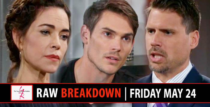 The Young and the Restless Spoilers Friday