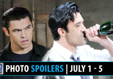 Days of our Lives Spoilers July 1-5