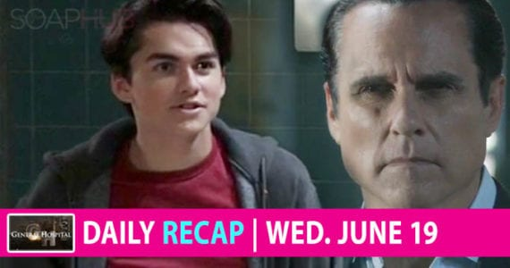 General Hospital Recap Wednesday