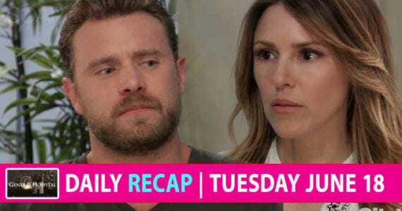 General Hospital Recap Tuesday