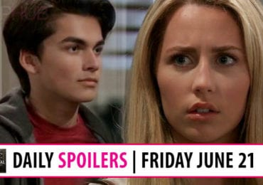 General Hospital Spoilers Friday