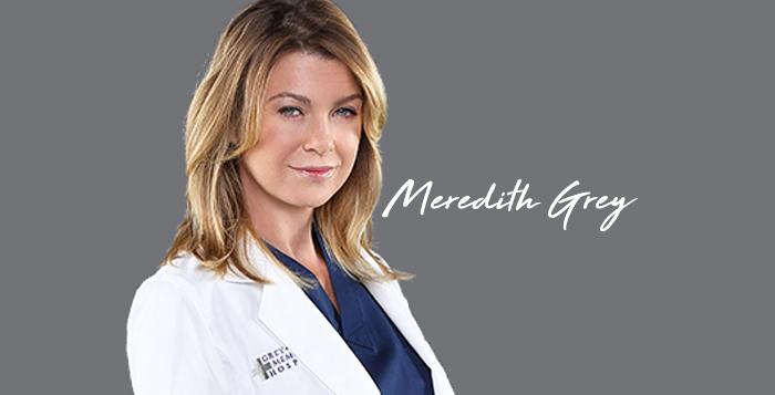 Grey's Anatomy Meredith Grey June 5, 2019