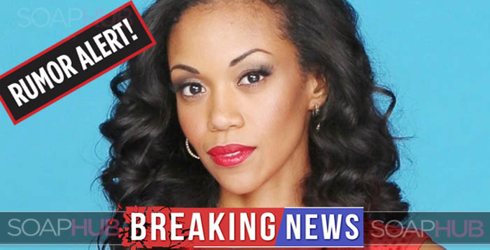Mishael Morgan The Young and the Restless
