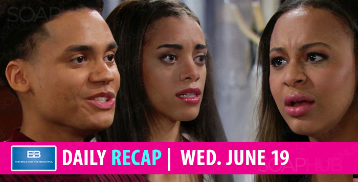 The Bold and the Beautiful Recap Wednesday