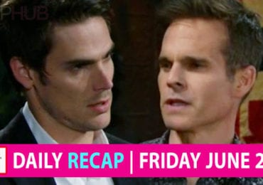 The Young and the Restless Recap Friday