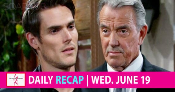 The Young and the Restless Recap Wednesday