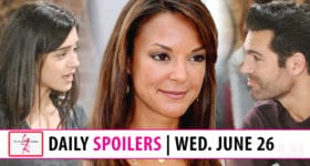 The Young and the Restless Spoilers Wednesday