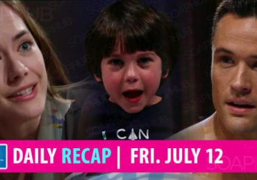 The Bold and the Beautiful Recap Friday July 12, 2019