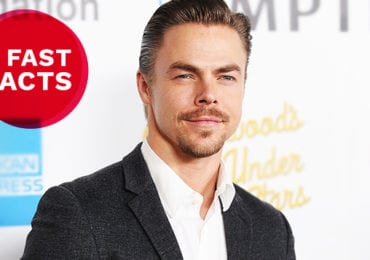 Former Dancing With The Stars Pro Derek Hough July 15, 2019