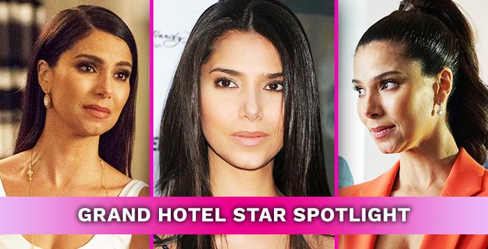 Grand Hotel Star Roselyn Sánchez July 8, 2019