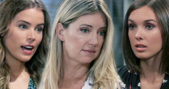 Sasha, Nina, Willow General Hospital