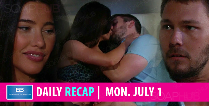 The Bold and the Beautiful Recap Monday