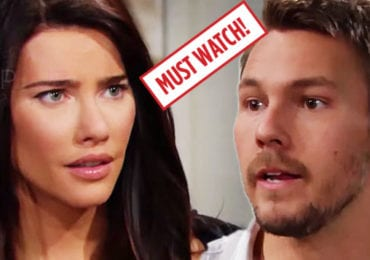 The Bold and the Beautiful Steffy and Liam August 1, 2019