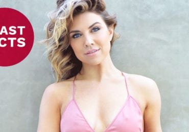 Dancing With The Stars Jenna Johnson August 9, 2019