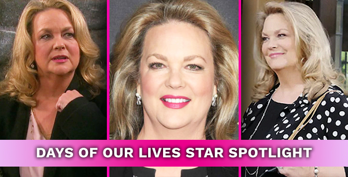 Days of Our Lives Leann Hunley August 13, 2019