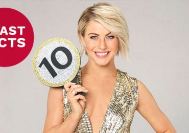Former Dancing With the Stars Judge Julianne Hough August 8, 2019