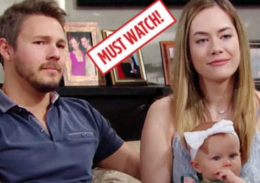 The Bold and the Beautiful Liam and Hope August 19, 2019