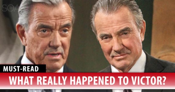 Victor Newman The Young and the Restless