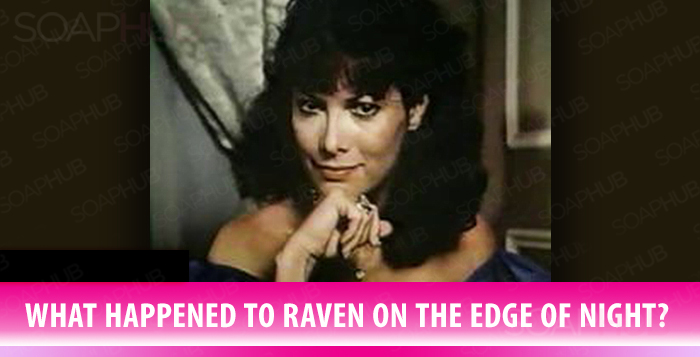 What happened to Raven on the Edge of Night