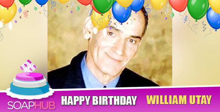 William Utay Days of Our Lives
