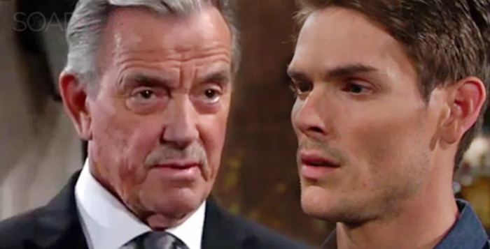 Adam and Victor The Young and the Restless