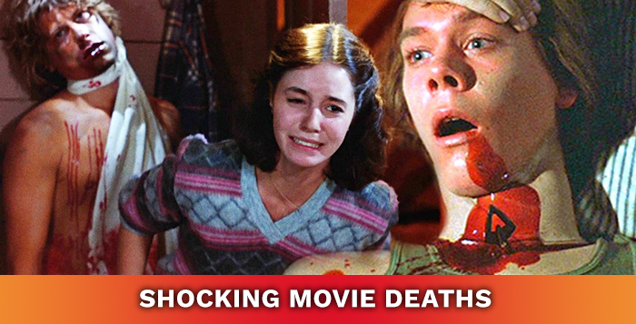 Shocking Movie Deaths for Soap Stars