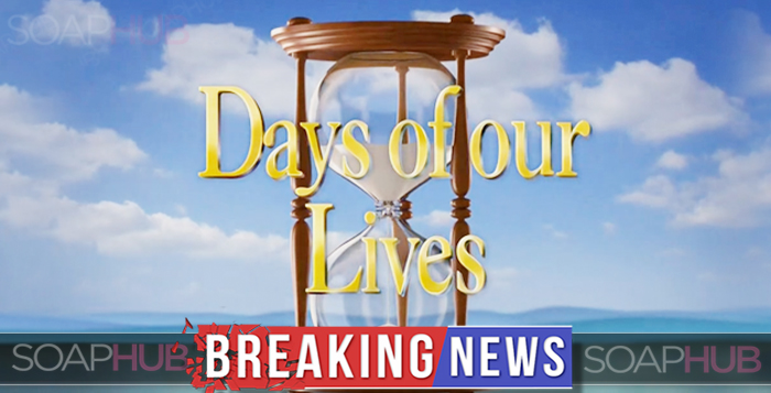 Days of Our Lives News