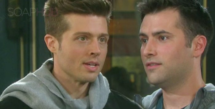 Evan and Sonny Days of Our Lives