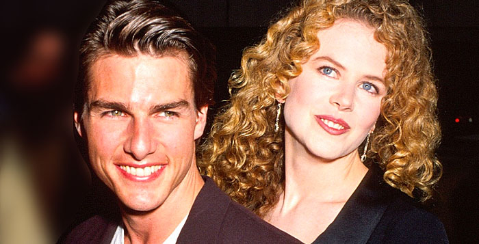 Real-Life Celebrity Breakup: Nicole Kidman and Tom Cruise - Soap Hub