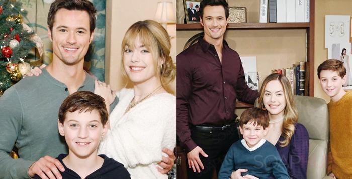 The Bold and the Beautiful Henry Joseph Samiri Family