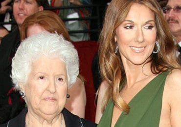 Celine Dion, Mom Therese