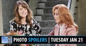 Days of our Lives spoilers January 21