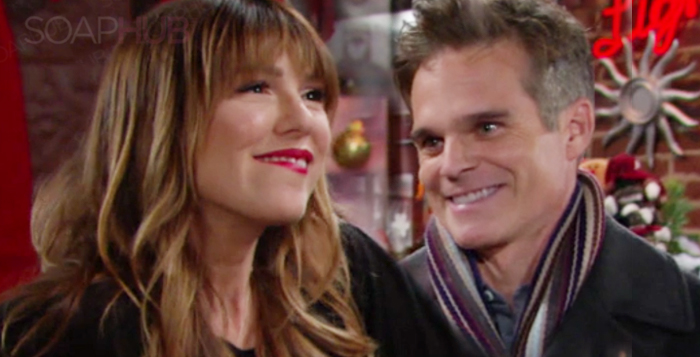 Kevin and Chloe The Young and the Restless