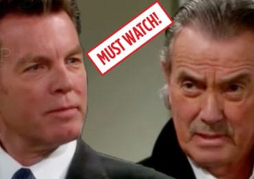 The Young and the Restless Jack and Victor