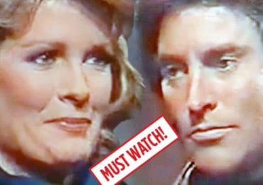 Days of our Lives Marlena and John