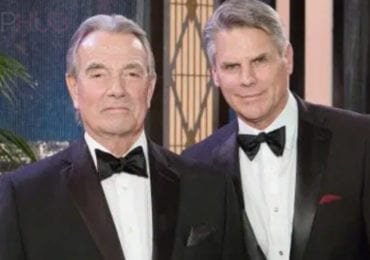 Eric Braeden Robert Parucha The Young and the Restless