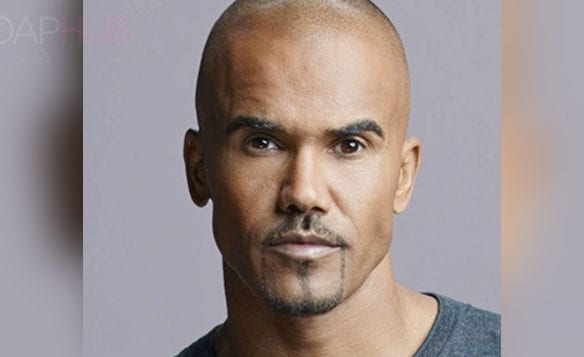 Shemar Moore The Young and the Restless