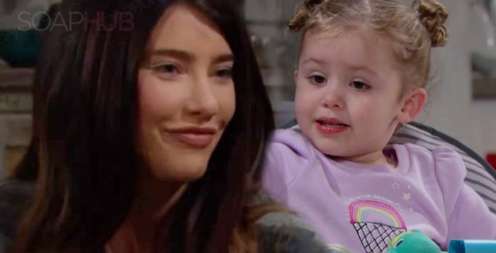 Steffy and Kelly The Bold and the Beautiful