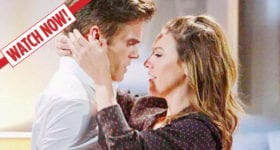 The Young and the Restless Kevin and Chloe