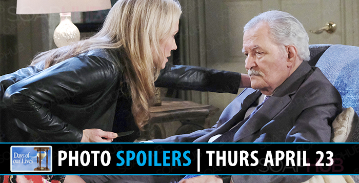 Days of our Lives Spoilers April 23