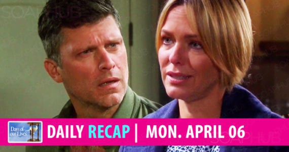 Days of our Lives recap Monday April 6, 2020