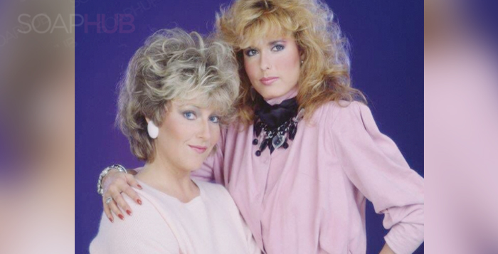 Beth Maitland, Tracey E. Bregman The Young and the Restless