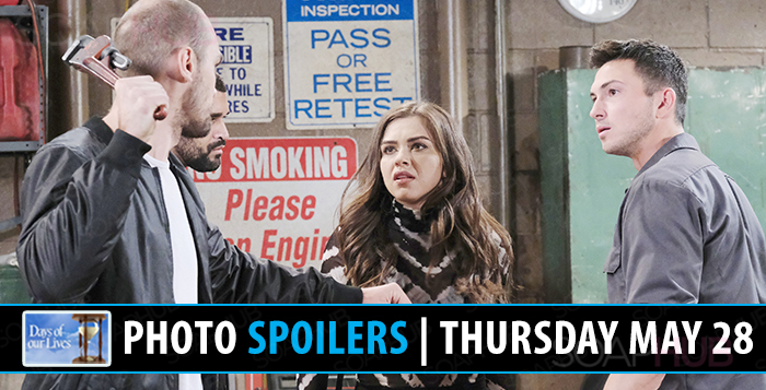 Days of our Lives Spoilers May 28