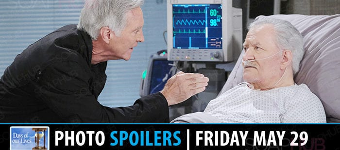 Days of our Lives Spoilers May 29