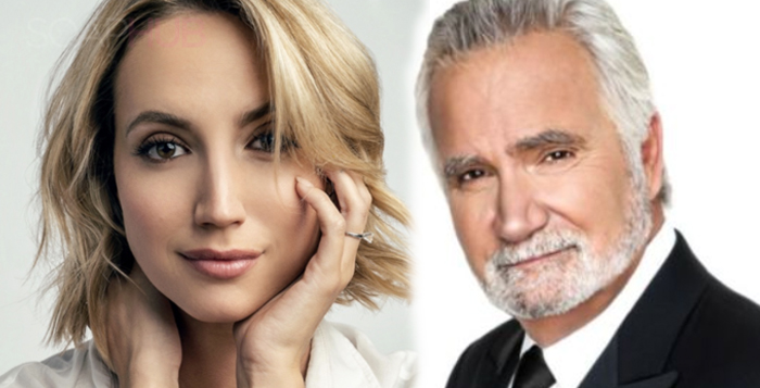 John McCook, Molly McCook The Bold and the Beautiful