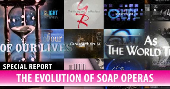 Soap Opera Evolution News Report