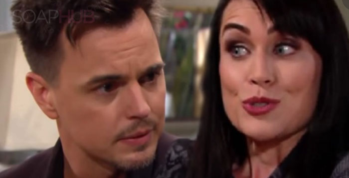 Darin Brooks Rena Sofer The Bold and the Beautiful