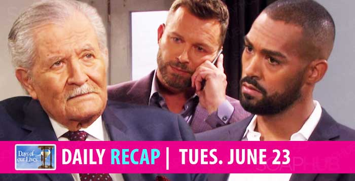 Days of Our Lives Recap June 23 2020